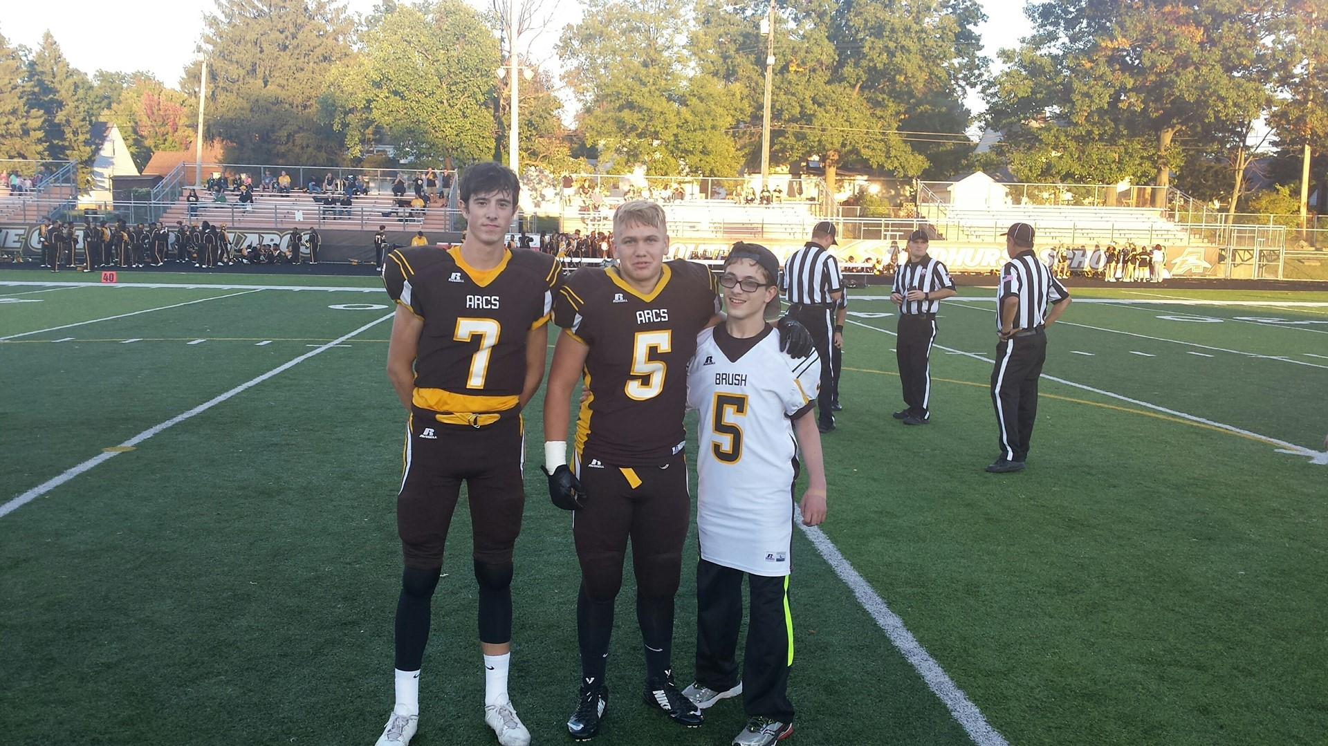 Sean O'Connell Honorary Captain