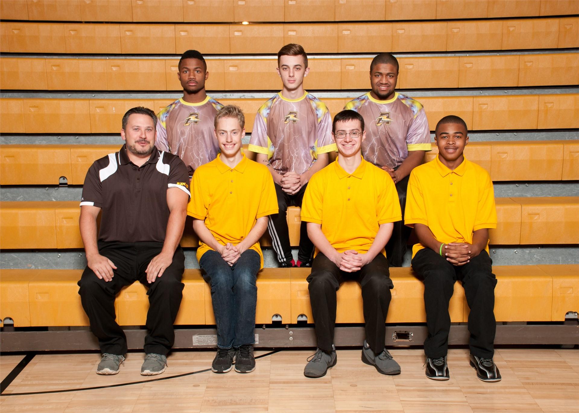 2015-2016 Boys Team
