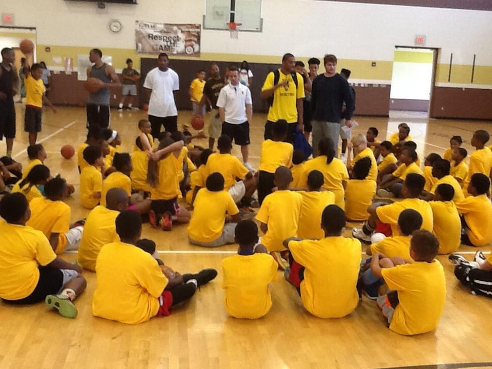 2015 Summer Basketball Camp