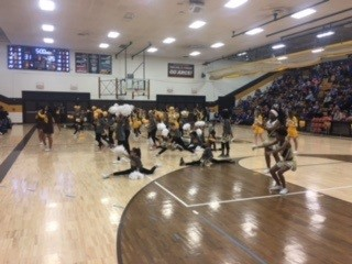 Youth Cheer Clinic 2017