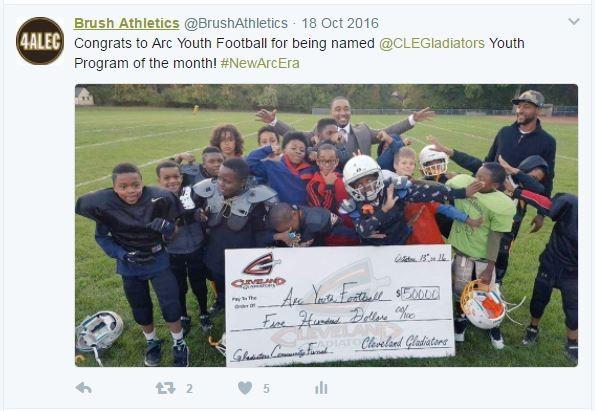 Arc Youth Football