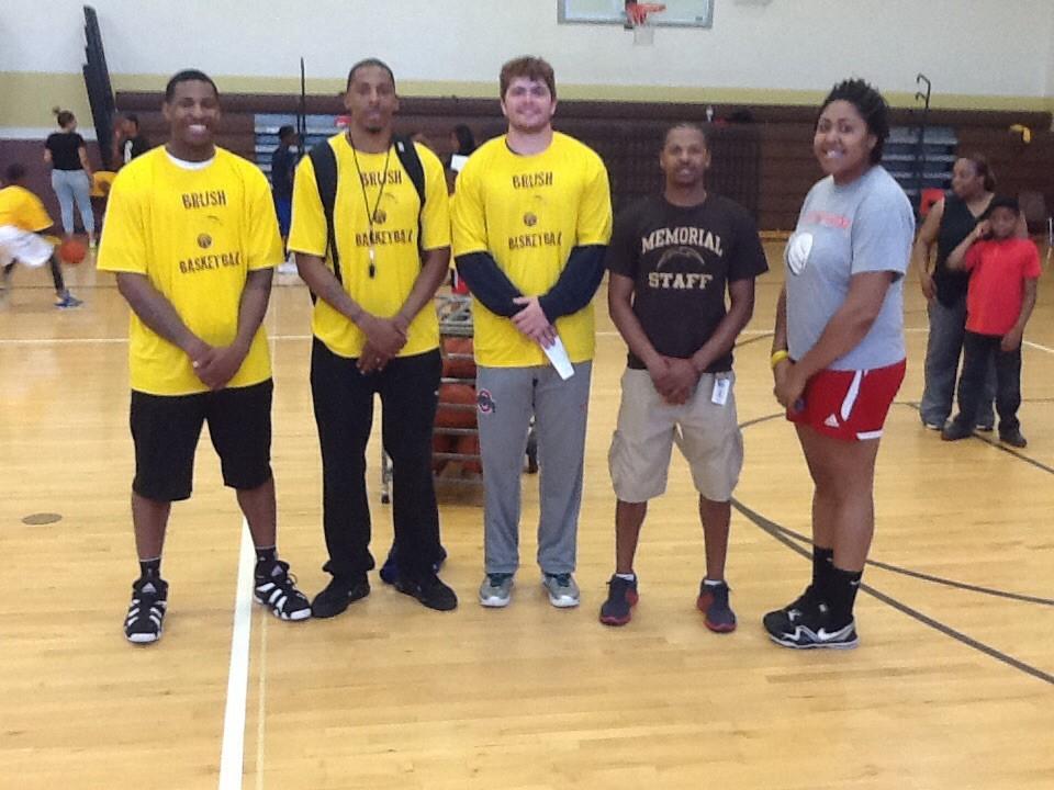 2015 Youth Basketball Camp