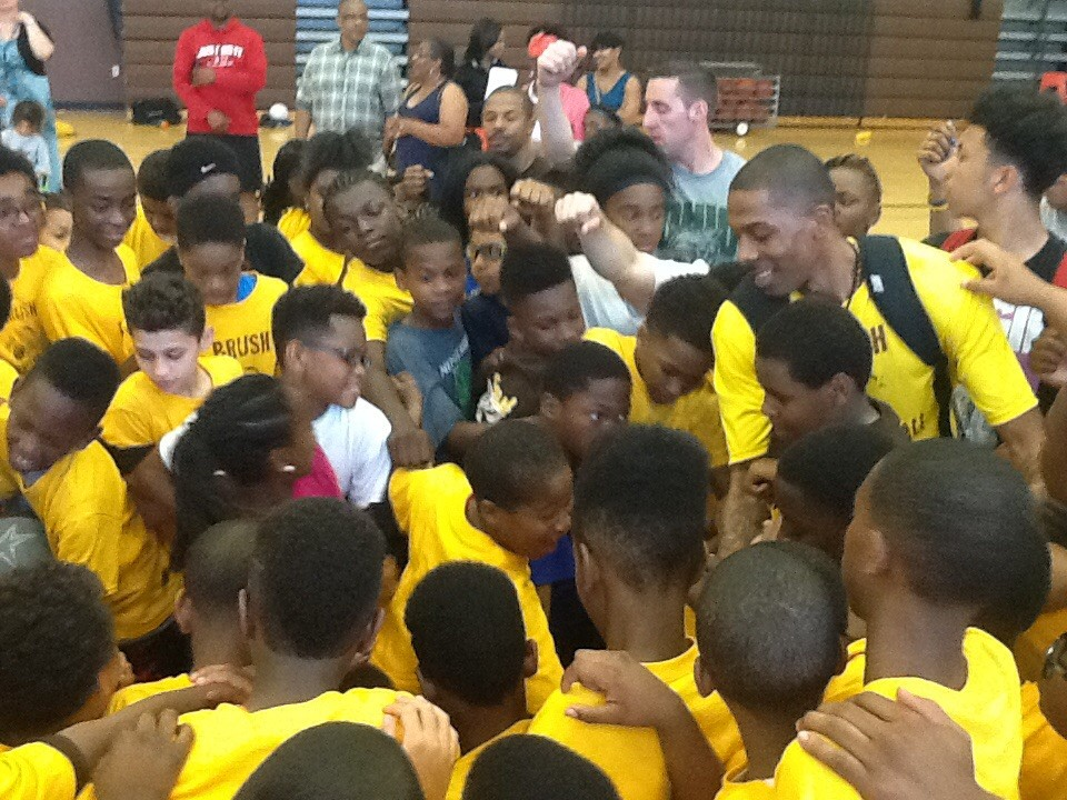 2015 Youth Basketball Camp