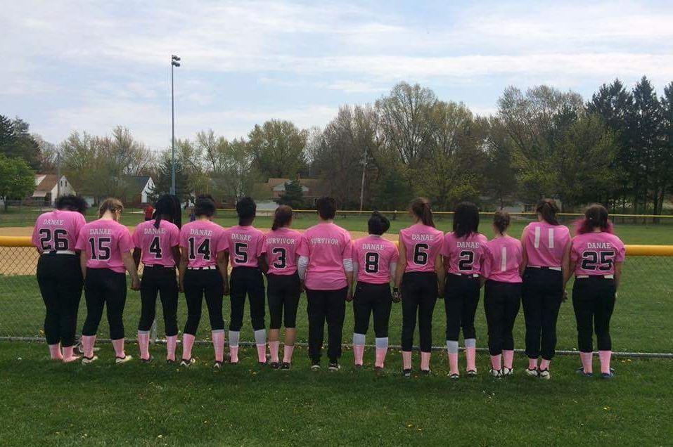Softball Breast Cancer