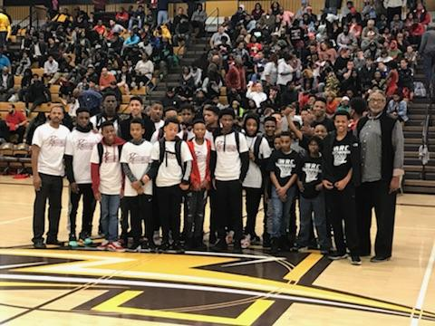 Junior High Honored