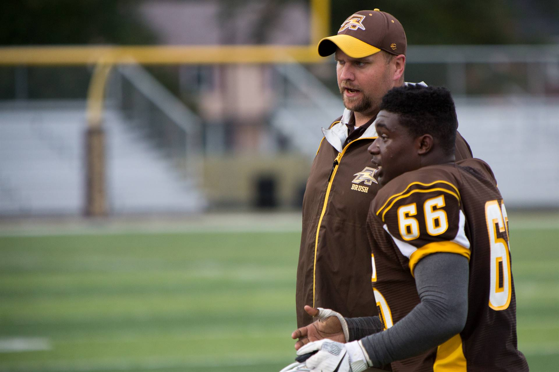 Head Coach Jeff Finks wins Inner Circle Foundation Coach of Year