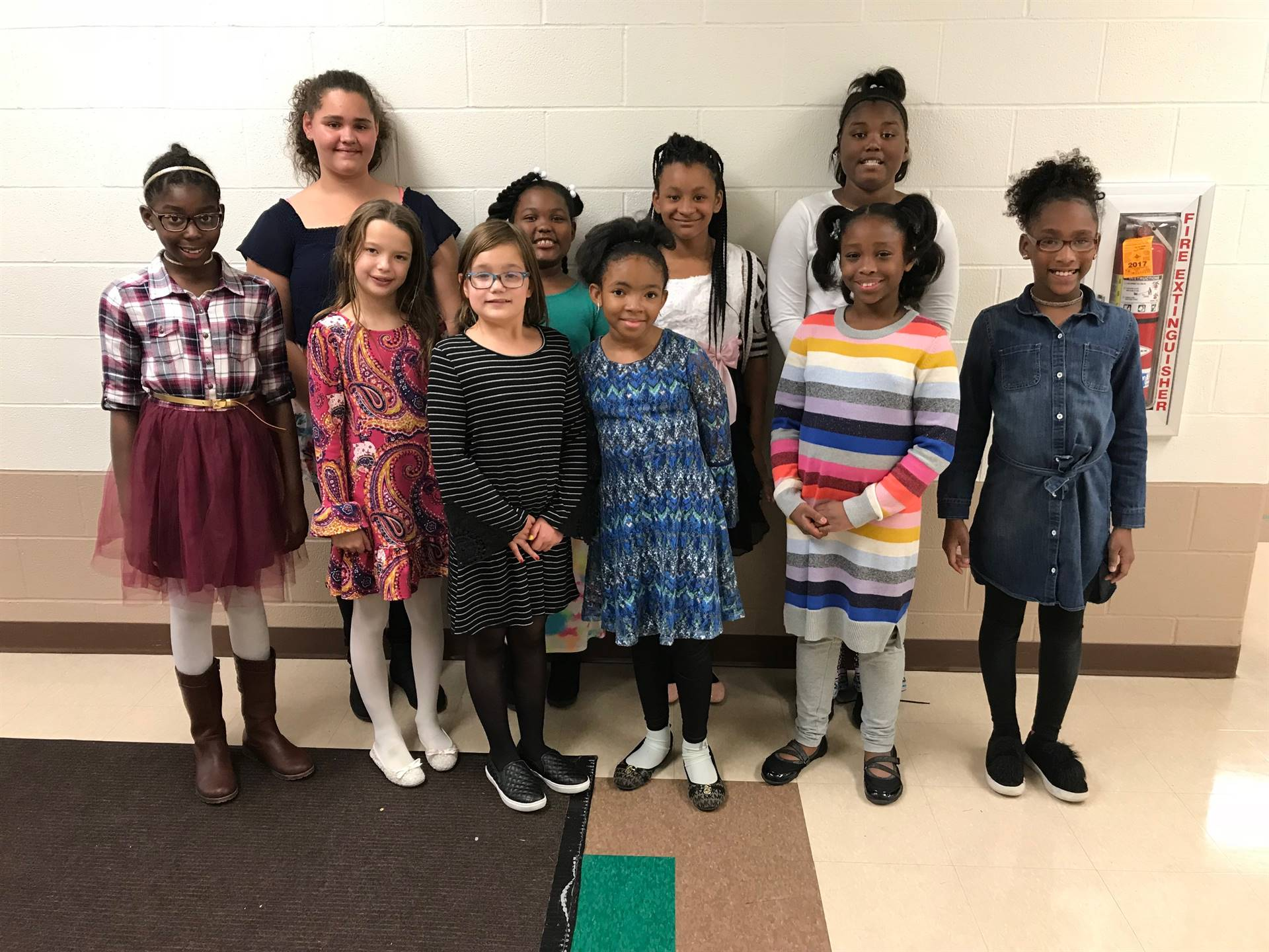 Fourth Grade MAC Ambassadors